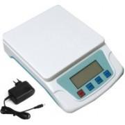 Starvook Flake off Panrularside ts 200 wate resetance Weighing Scale(White)