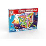 SUPERMAG MAXI NEON - SET CONSTRUCTIE 92 PIESE - SUPERMAG (SM0100)