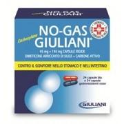 Giuliani Spa Nogas Giuliani Carbosyl 45 Mg + 140 Mg Capsule Rigide 24 Capsule Blu E 24 Capsule Gastroresistenti Rosse - Blister Al/Pvc