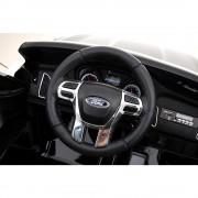 Masinuta electrica cu pornire la cheie Ford Focus RS Blue