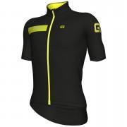 Alé Klimatik K-Atmo Jacket - Black/Yellow - M - Black/Yellow