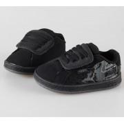 rövidszárú cipő gyermek - METAL MULISHA - Black/Dark Grey/Grey