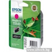 EPSON Magenta inkjet Cartridge for Stylus Photo R800 (C13T05434010)