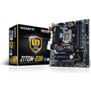 Tarjeta Madre Gigabyte micro ATX GA-Z170M-D3H, S-1151, Intel Z170, HDMi, USB 2.0/3.0/3.1, 64GB DDR4, para Intel ― Requiere Actualización de BIOS para trabajar con Procesadores de 7ma Generación