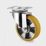 Roata pivotanta din aluminiu 200 mm - 350 kg TENTE 3470ITP200P63