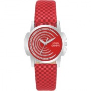 Louis Geneve Isport Series Analog Watch For Women LG-LW-RED-68