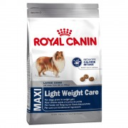2x15kg Royal Canin Maxi Light Weight Care ração