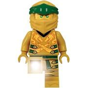 LEGO Ninjago Legacy Arany Ninja zseblámpa