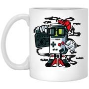 Game Kid - 11 oz Ceramic Mug - 149