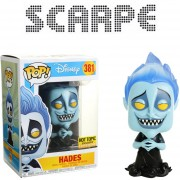 Funko Pop Hades De Hercules Glow Exclusivo Hot Topic Brilla
