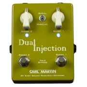 Carl Martin Pedal de Boost Dual Injection