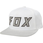 Fox Posessed Snapback Sombrero Blanco un tamaño