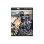 Blu-Ray Alita: Battle Angel 4K UHD (2019) 4K Blu-ray