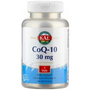 KAL Coenzym Q-10, 30 mg - 90 Softgels