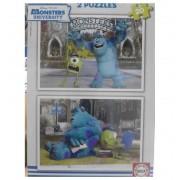 Puzzle 20 De Monstruos University - Educa Borras