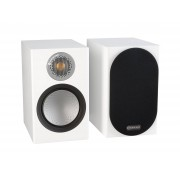 Monitor Audio: Silver 50 Boekenplank Speakers 2 stuks - Satin White