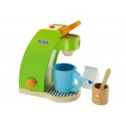 Rise N Shine Wooden Coffee Maker by Hape