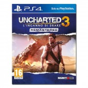 Sony Uncharted 3: L'inganno di Drake (remarested) - PS3
