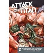 Attack on Titan: Before the Fall 2, Paperback/Hajime Isayama