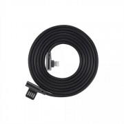 Cavo USB Angolato 90° USB A/USB-C 1.5m Nero