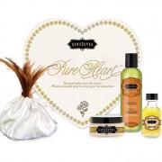 Kamasutra Pure Heart Box - sinnliches Vergnügen für Liebhaber