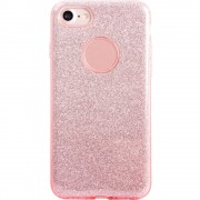 Husa Protectie Spate Star PINSHINE_IP7PK Shine Roz pentru Apple iPhone 7, iPhone 8
