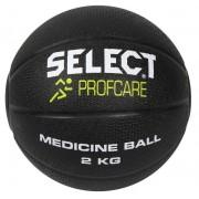 nehéz labda Select Medicine ball 5 kg fekete