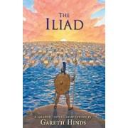 The Iliad, Hardcover/Gareth Hinds