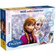 Пъзел 60 части Замръзналото кралство, Frozen Lisciani, 46881, 8008324046881