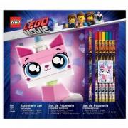 Lego Канцелярский набор для рисования Movie 2 Unikitty 10 шт.