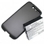 Bateria HTC Desire 2400mAh 8.9Wh Li-Ion 3.7V powiększony czarny