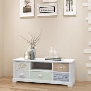 vidaXL French TV Cabinet Wood