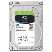 Seagate Segate HDD SkyHawk 3TB 64MB 5.9K 3.5' SATA 3-yr limited warranty