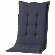 Madison Pernă scaun cu spătar înalt Panama gri 123 x 50 cm PHOSB239