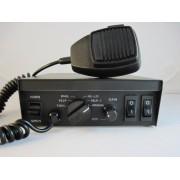 Sirena electronica auto CJB114 12V-100W cu comenzi pentru rampa de semnalizare luminoasa