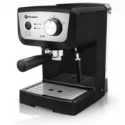 Кафемашина Rohnson R978, 1150W, 20 bar, дюза за капучино, черна