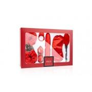 VakantieVeilingen.be Rode love-box met speeltjes voor koppels