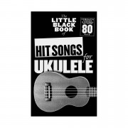 Music Sales The Little Black Book of Hit Songs for Ukulele Cancionero