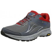 Columbia Montrail Columbia Mojave Trail II Outdry Chamarra Impermeable y Transpirable para Hombre, Ti Grey Steel/Hyper Blue, 8 US