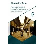 Civilizatia romana moderna neimplinita. Un eseu post-lovinescian