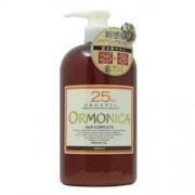 ORMONICA «Organic Scalp Care Complete» Органический бальзам для ухода за волосами и кожей головы, 550 мл.