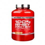 Scitec Nutrition 100% Whey Professional Manteiga de chocolate e amendoim 2350 g