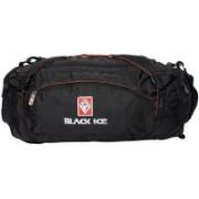black ice (Expandable) 2525 Travel Duffel Bag(Orange)