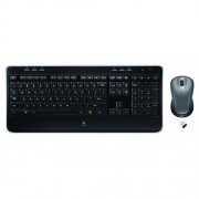 Set Logitech Wireless Combo MK520, USB, US