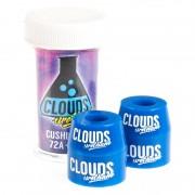 Garnituri Patine cu rotile Clouds Urethane 72A