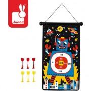 Magnetice Roboți joc darts, Janod