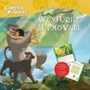Aventurile lui Mowgli. Cartea junglei - Citesc si ma joc