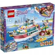 LEGO Friends: Rescue Mission Boat (41381)