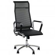 Scaune ergonomice de birou EDPO 940 - Negru