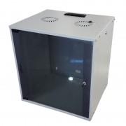 RACK, MIRSAN MR.WTC12U45.02, 540 x 570 x 450 мм, D=450 мм / 12U, бял, за стена, ComboBox